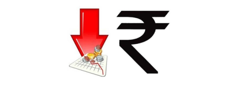Rupee down by 37 paise against USD
