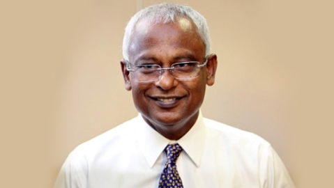 Maldives Opposition leader Solih wins Presidential Election