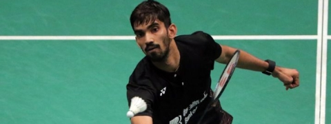 Srikanth crashed out of Japan Open, ends India's campaign