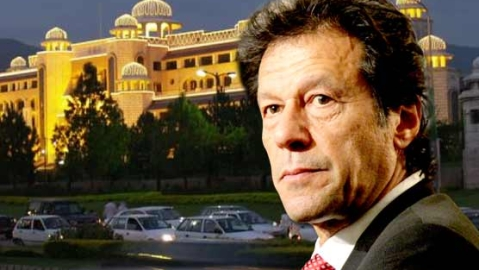 Khan staying out of PM house will save money worth Rs1 85b