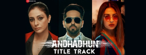 Makers of 'AndhaDhun' release quirky title track