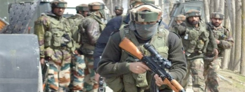 Encounter ensues during CASO in Sopore