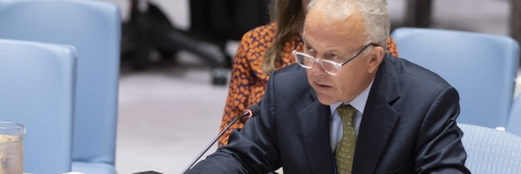 Somalia's destiny lies in hands of people, says UN envoy