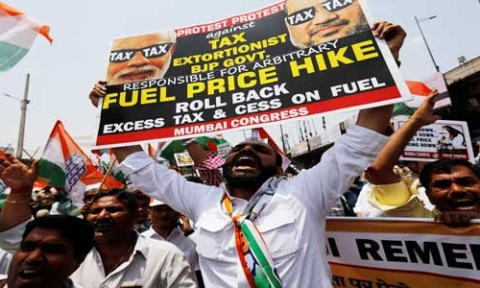 Spiralling fuel price; GST is a plausible solution