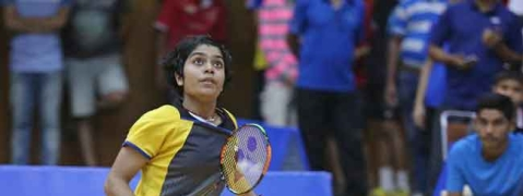 Aakarshi, Malvika, Kiran George and Govind enter quarters