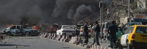 Suicide attack in Afghanistan kills 22
