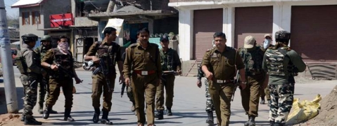 Five militants killed in south Kashmir encounter