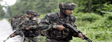 Assam Rifles nab NDFB cadres in Nagaland