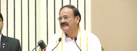 Non-disrupted functioning of Par'l important: Naidu
