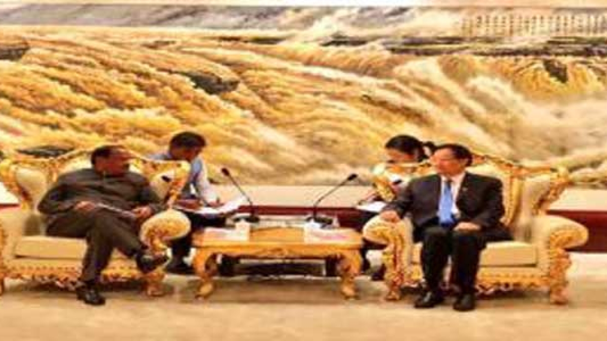 Raghuvar Das exhorts China to invest in food processing