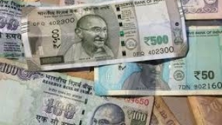 Rupee Slips by 81 paise against USD