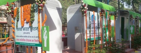 Over 83.9 million toilets constructed under Swachh Bharat Mission