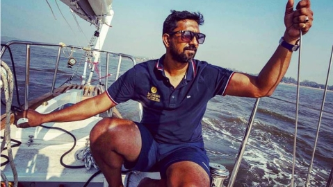 Cdr. Abhilash Tomy injured after storm hits yacht