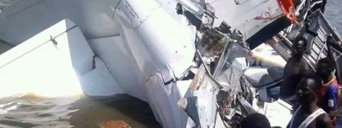 More than 16 killed in South Sudan plane crash