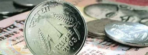 Rupee falls by 9 paise versus USD