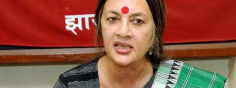 Hike of fuel prices due to wrong policies of Centre: Brinda Karat