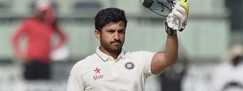 'Time we moved on' from the triple century – Karun Nair