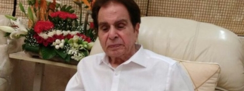 Actor Dilip Kumar admitted to Lilavati hospital
