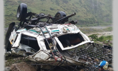 12 killed in separate accidents in Himachal
