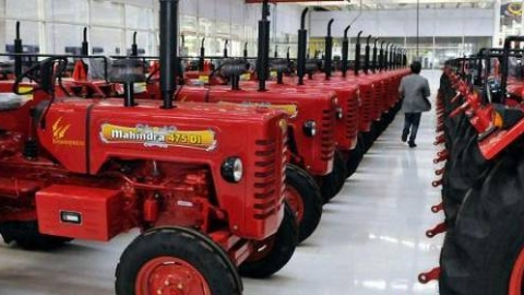 Mahindra's Farm Equipment Sector sells 16,375 units in India