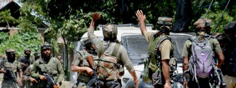 J&K Encounter: Two Pak terrorists killed, third injured in ongoing operation