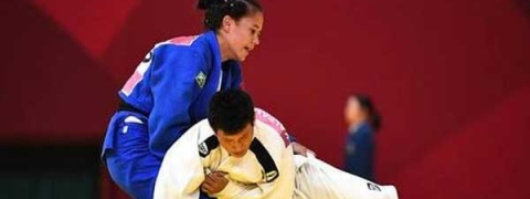 India lose bronze medal match in mixed team in Judo