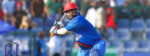 Asia Cup : Afghanistan win toss, opt to bat