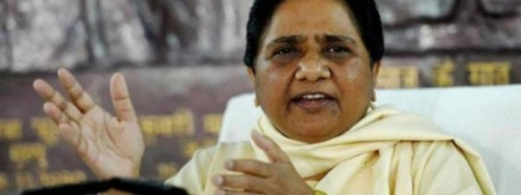 Mayawati slams Bhim Army Chief