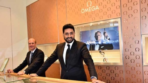 OMEGA launches its specialised boutique in Hyderabad