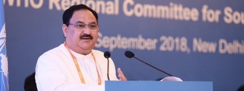 Nadda tells Rahul not to spread 'false, misleading' info about Centre's health schemes