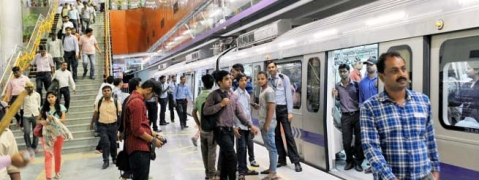Special Metro services tomorrow on Mahalaya