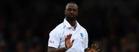 Kemar Roach to miss series opener against India