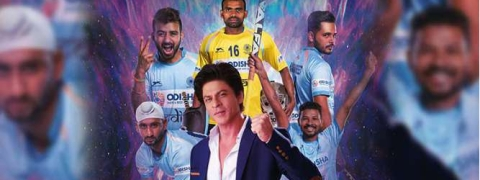 Shahrukh Khan urges India to support Hockey &Team India