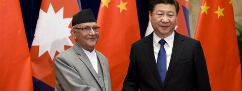 Nepal: Little progress on projects with China
