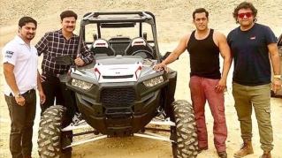 Team 'Bharat' wraps Abu Dhabi schedule of film