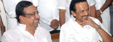 DMK RS member TKS Elangovan relieved from spokesperson's post