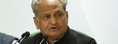 As Ashok Gehlot not contesting may go against Congress, party may field his son