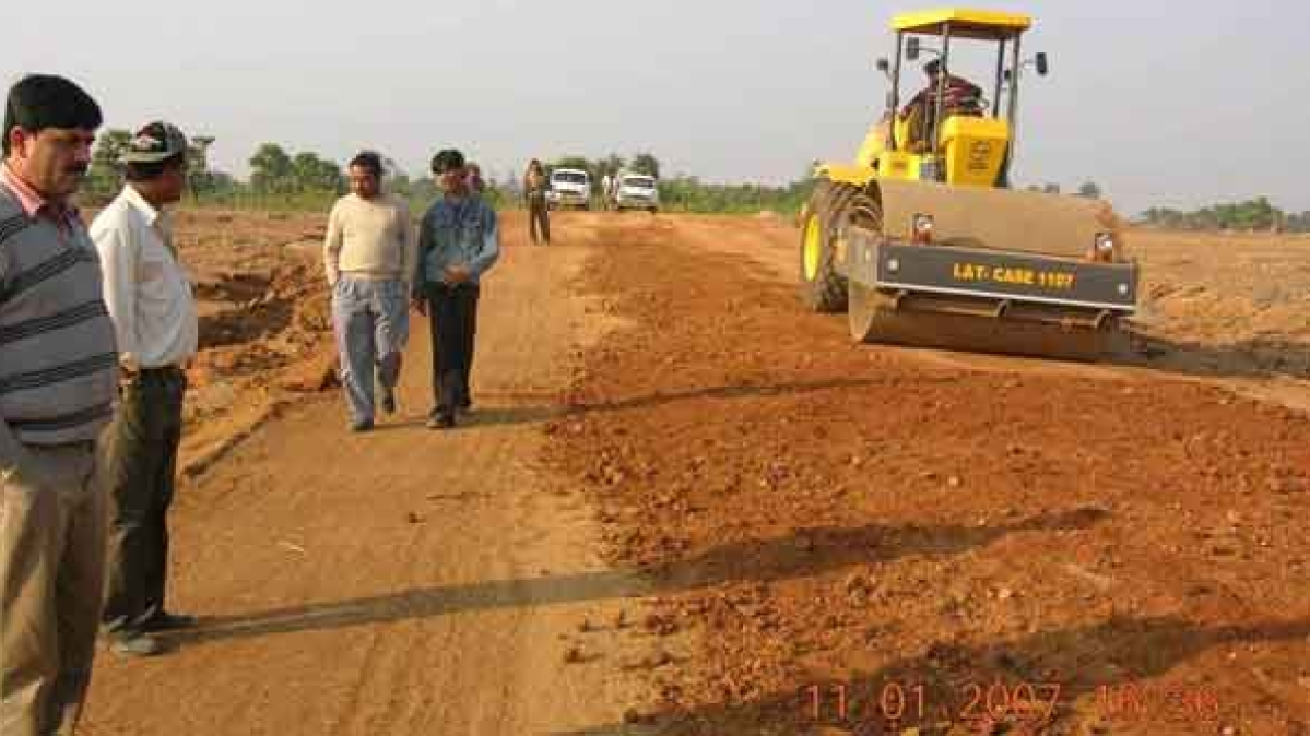 India and ADB sign $110 mn loan agreement to upgrade rural