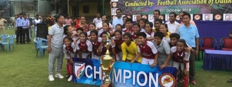 Manipur defeat Odisha to clinch senior national football Championships crown