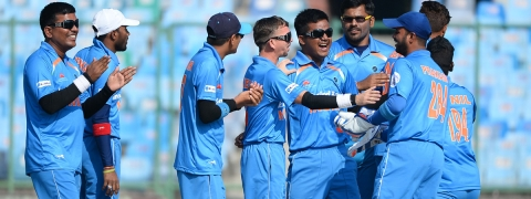Triangular T20 matches for blind: India beat England by five wickets