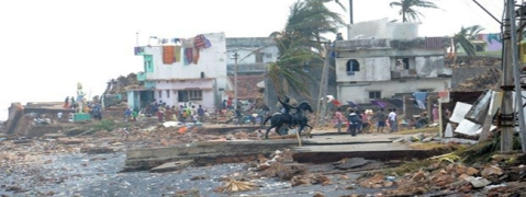 Hudhud cyclone still fresh in memory of vizagites