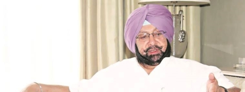 BJP leader Chhina hits out at Amarinder for not reducing petrol price