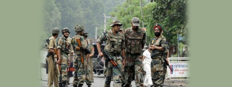 Security forces launch CASO in Kupwara