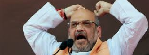 Rahul should stop speaking as 'Sheikh Chilli': Shah