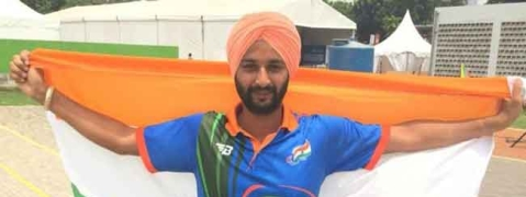 Asian Para Games: Harvinder clinches 7th gold, Ghangas,Yasser too follow