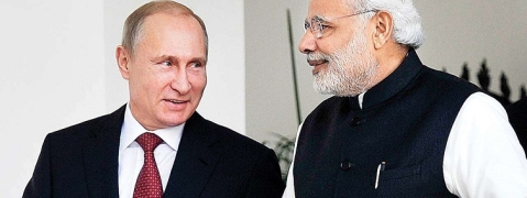 Putin seeks India's experience on GST implementation