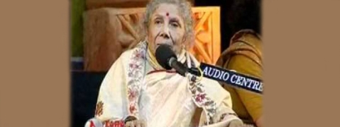 Legendary playback singer Sandhya Mukherjee turns 87