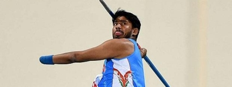 Asian Para Games: Javelin thrower Sundar Singh Gurjar seals silver, India's medal tally stands at four