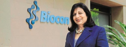 Biocon chief urges women entrepreneurs