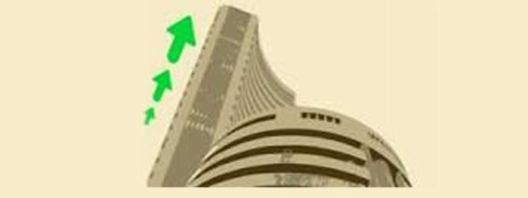 Sensex recovers by 97. 39 pts
